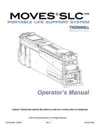MOVES® SLC™ manual